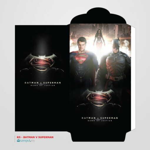RS - BATMAN VS SUPERMAN