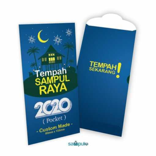 Raya Packet - DIY (Pocket)
