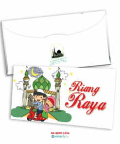 Sampul Raya - RDW-1834